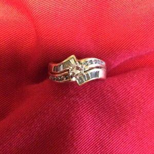 Jewelry - Diamond engagement/wedding ring